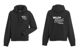 MoveS Hooded sweater mannen (gepersonaliseerd)