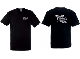 MoveS Fruit of the Loom t-shirt heren (gepersonaliseerd)