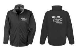 MoveS Softshell jacket Result Core heren (gepersonaliseerd)