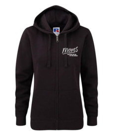 MoveS Hooded vest Russel dames