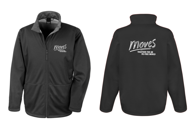 MoveS Softshell jacket Result Core heren