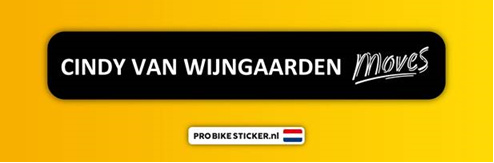Pro Bike Sticker