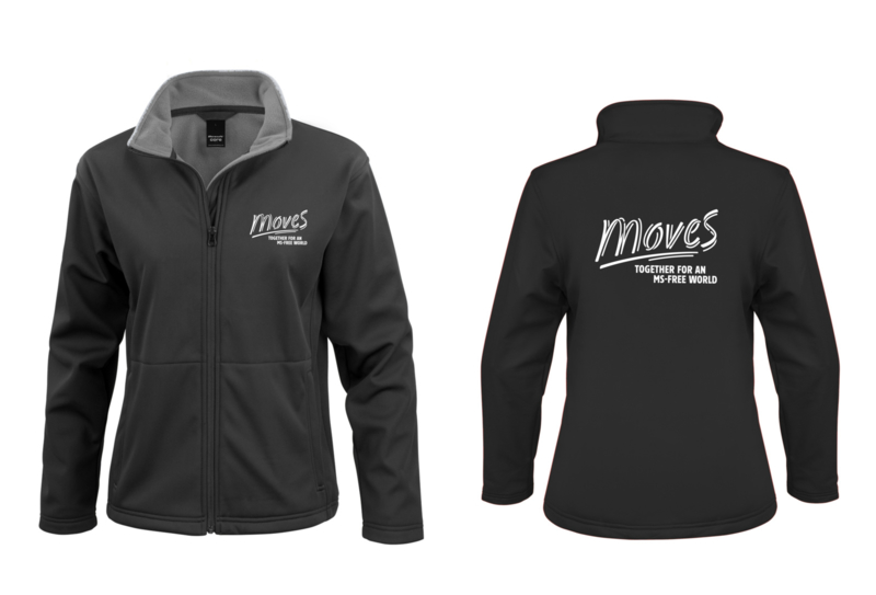 MoveS Softshell jacket Result Core dames