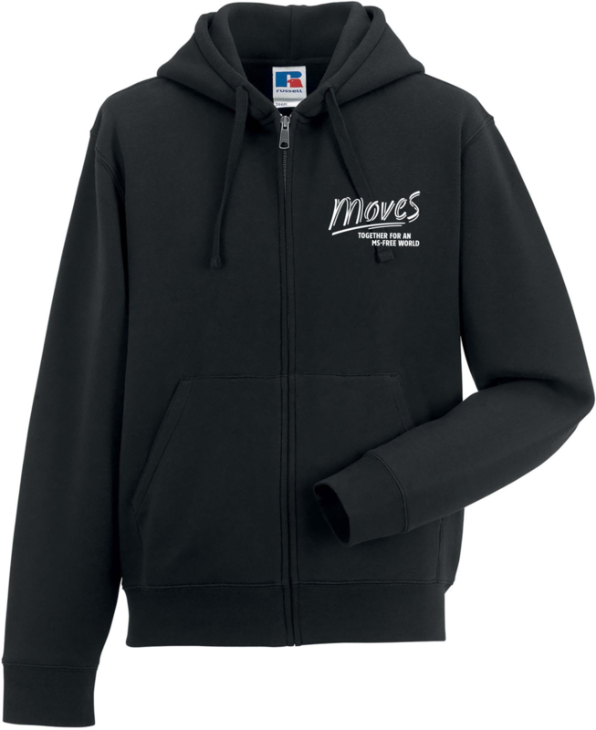 MoveS Hooded vest Russel heren