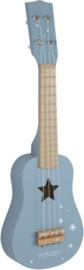 Gitaar Little Dutch blauw