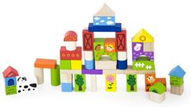 Blokken New Classic Toys