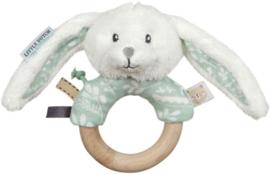 Rammelaar hout ring Little Dutch Mint