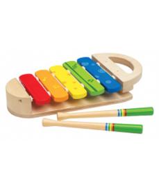 Houten Xylophone Rainbow Hape