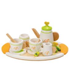 houten thee set Hape