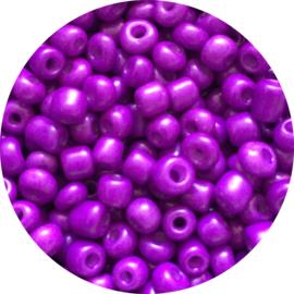 Rocailles violet
