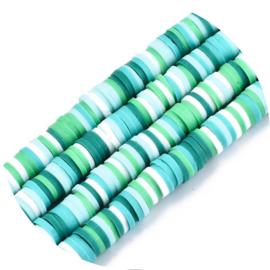 Katsuki streng 6mm green ocean