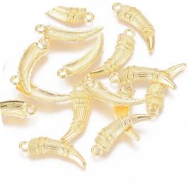 Bedels Horn gold 50st