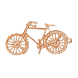 fiets rosegold