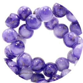 White-purple 50st