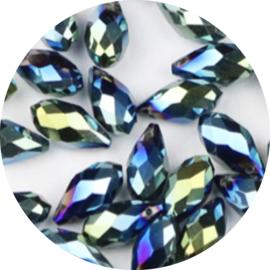 Crystal Green Blue