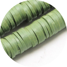 Katsuki streng 6mm olive green