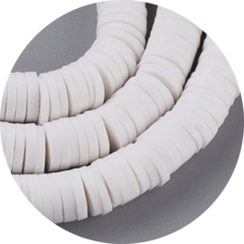 Katsuki streng 6mm white