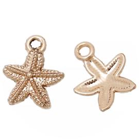 Sea star licht rosegold