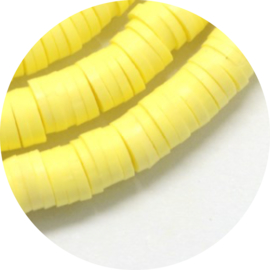 Katsuki streng 6mm banana yellow