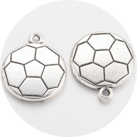 Bedels zilveren voetbal