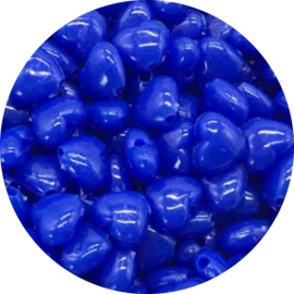 Dark blue hearts 25st