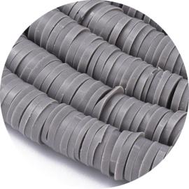 Katsuki streng 6mm grey