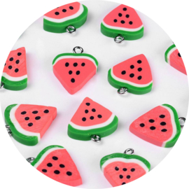 Bedels polymeer watermeloen XL 5st