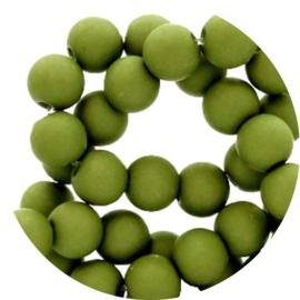 Olive green acryl 50st