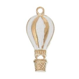 luchtballon 10st licht goud/ rosegold