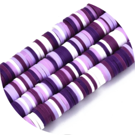 Katsuki streng 6mm purple rain