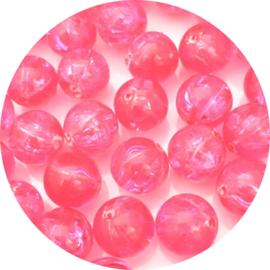 Crackle roze 20st