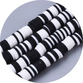 Katsuki streng 6mm zebra