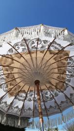 parasol 2mtr bedrukt