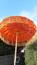 Balinese parasol bedrukt