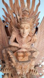 Garuda met Vishnoe