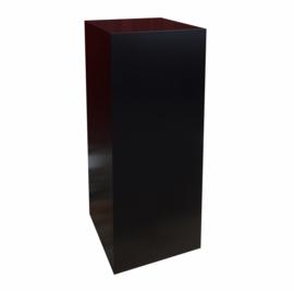 Schwarze Sockel Royal 40 x 40 x 110 cm (BxTxH)