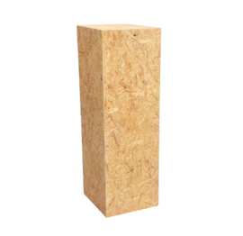 -SCHNELLMENÜ- GM OSB Holz Säule - Breite x Tiefe x Höhe (BxTxH)