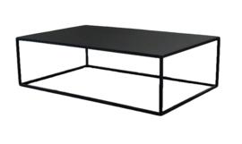 Salon tafel Black serie - 110 x 65 x 45 cm (LxBxH)