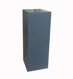 GM Anthrazitgrauen Sockel - 25 cm x 25 cm x 90 cm (BxTxH)