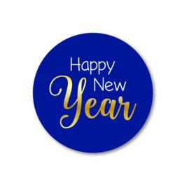 5 Stickers | happy new year