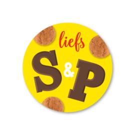5 stickers | liefs S & P