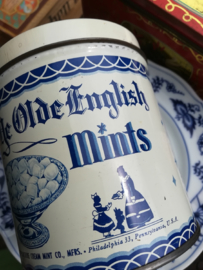 Blikje Olde English Mints