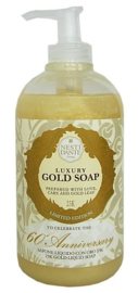 Luxury Gold Soap Nesti Dante handzeep 500 ml