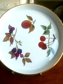 Pie vorm Royal Worcester Evesham