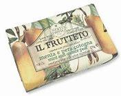 Nesti Dante  zeep 250 gr. - Il Frutteto - Munt en Kweepeer