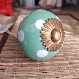 Deurknopjes  Keramiek 3,5 cm.