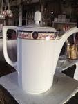Koffiepot Frans  ongemerkt