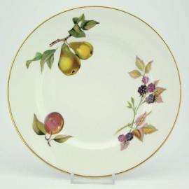 Royal Worcester Evesham ontbijtbord 20,5cm