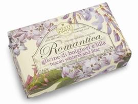 Nesti Dante zeep Tuscan Wisteria and Lilac
