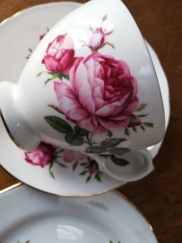 Gainsborough - Bone China - Kop en schotel
